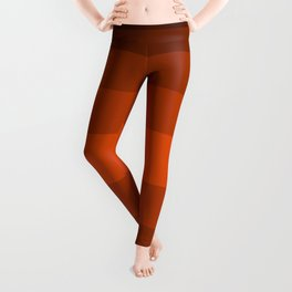 Sienna Spiced Orange - Color Therapy Leggings