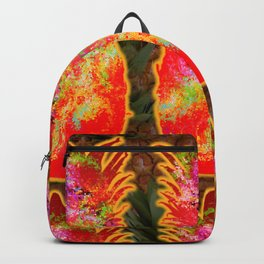 Pineapple Red Backpack