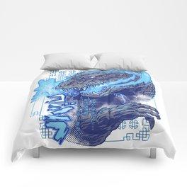 Atomic Fire Born! Comforters