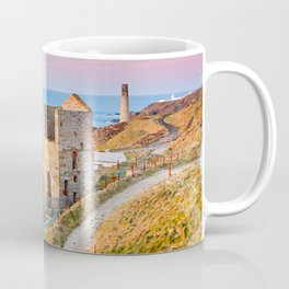 Levant Mine Cornwall England Coffee Mug