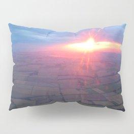 Flying at Sunset (Full Sutton) Pillow Sham