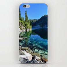 Snow Lake 2 iPhone Skin
