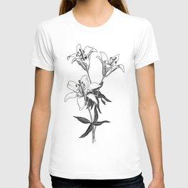Wood Lily T-shirt
