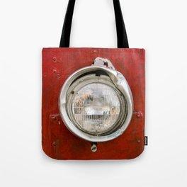 One Headlight Tote Bag