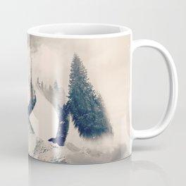Fox Mountain Walker Coffee Mug