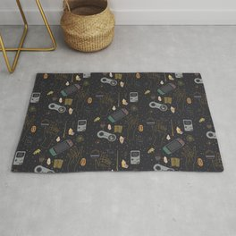 Gamer Witch Starter Kit Rug