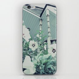 Rose of Sharon ~ flower photography iPhone Skin