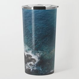 Blue Gem of Hawaii Travel Mug