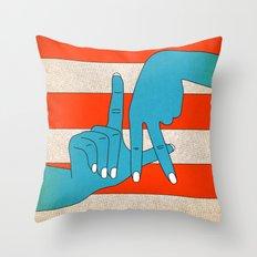 L.A. Throw Pillow