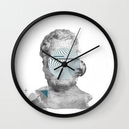 NO ID Wall Clock