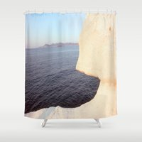 solid Shower Curtains featuring Solid Look by 2DogsDesign