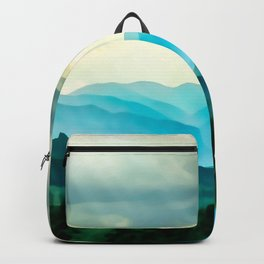 Clouded Beauty Backpack
