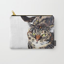 Kitty Cat Chili Carry-All Pouch