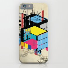 Rubik's building - Vienna 2044 iPhone 6s Slim Case