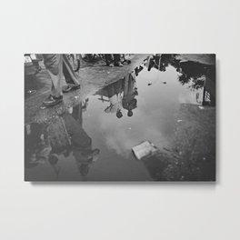india 04 Metal Print