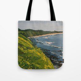 Butterfly Grove Tote Bag