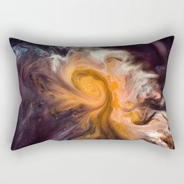 Interstellar Galaxy Rectangular Pillow