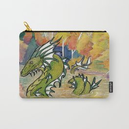 Lake Dragon Carry-All Pouch