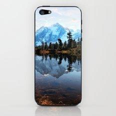 Mt Shuksan iPhone & iPod Skin