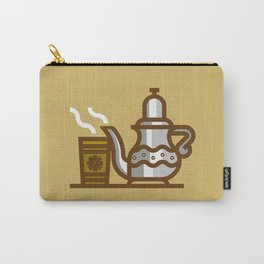 Arabic Tea time Carry-All Pouch