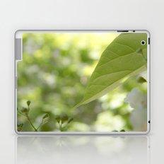 green moments Laptop & iPad Skin