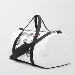 blurry icons Duffle Bag