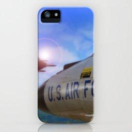 McDonnell Douglas F-4 Phantom iPhone Case