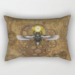 Egyptian Steampunk Rectangular Pillow