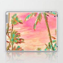 Beach at Mauna Lani Bay, Hawaii Peach Laptop & iPad Skin