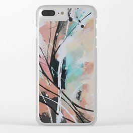 Oh Joy Clear iPhone Case