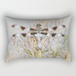 dragonfly tank Rectangular Pillow