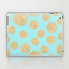 Straw Cushion Pattern Laptop & iPad Skin