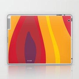 SALAMANDER- FIRE Laptop & iPad Skin