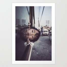 Asia 39 Art Print