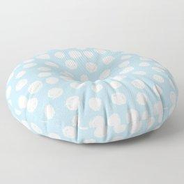 circles (23) Floor Pillow