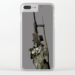 Teufelhund Clear iPhone Case