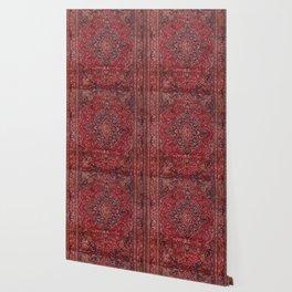 Antique Persian Rug Wallpaper