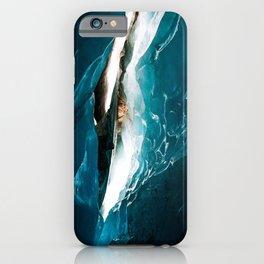 Light through the Ice – Fine Art Photography iPhone Case