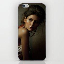 Portrait. iPhone Skin
