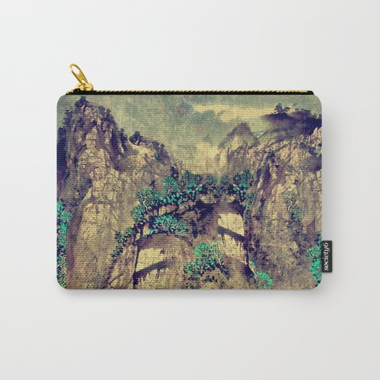 The Hills of Yunnan Carry-All Pouch