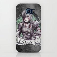 I Should Go Galaxy S7 Slim Case