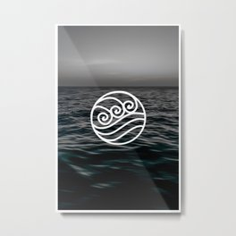 Water Tribe Metal Print