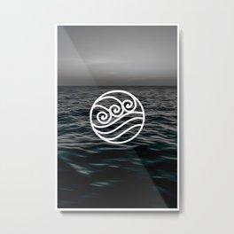 Water Tribe Metal Print