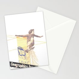 """lift-off"" Stationery Cards"
