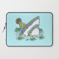 Birthday Shark II Laptop Sleeve