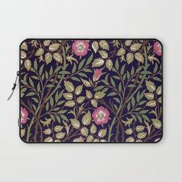 William Morris Sweet Briar Floral Art Nouveau Laptop Sleeve