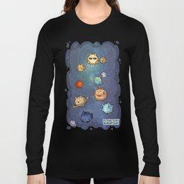 Planetary Blowfish Long Sleeve T-shirt