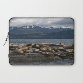 Sea Lions Laptop Sleeve