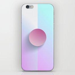 Brilliant Lavender Celeste iPhone Skin