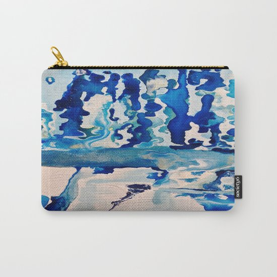 Our Ice Is Melting Carry-All Pouch